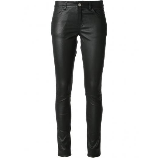 Lala Berlin spodnie skóra naturalne, nowe