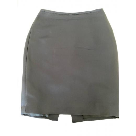 Czarna ołówkowa spódnica 36 MaxMara