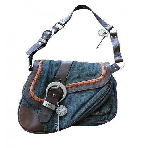 Dior gaucho bag