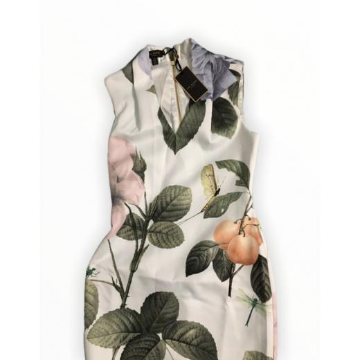 Sukienka w kwiaty Ted Baker