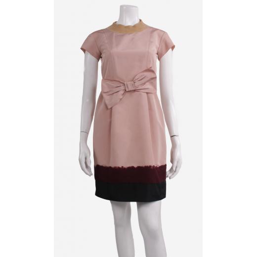 Prada sukienka różowa