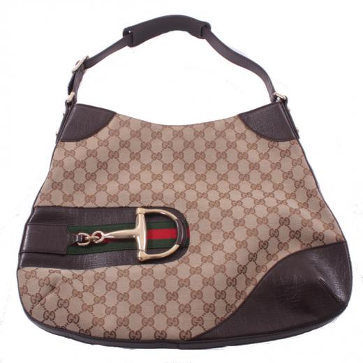 Gucci torba z wzorem Gucci