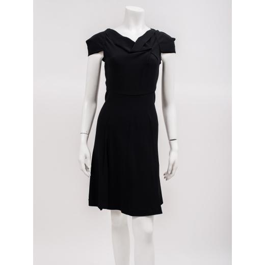 Roland Mouret sukienka czarna