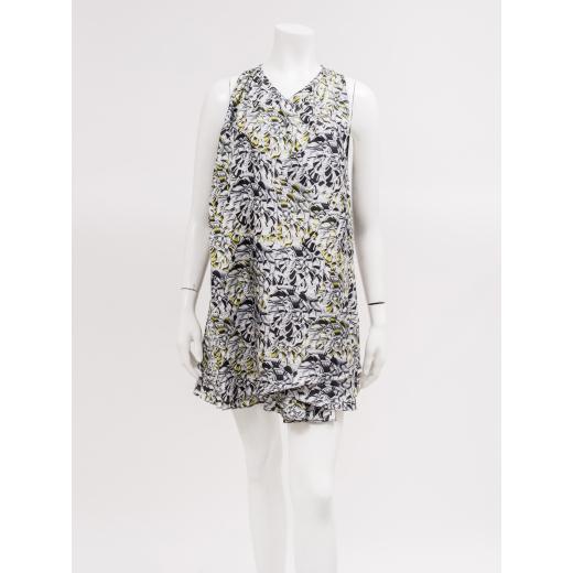 Proenza Schouler sukienka wzorzysta