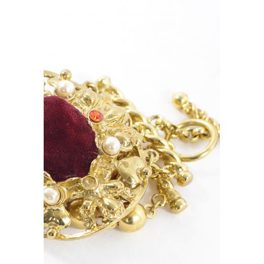 Lacroix bransoleta złota