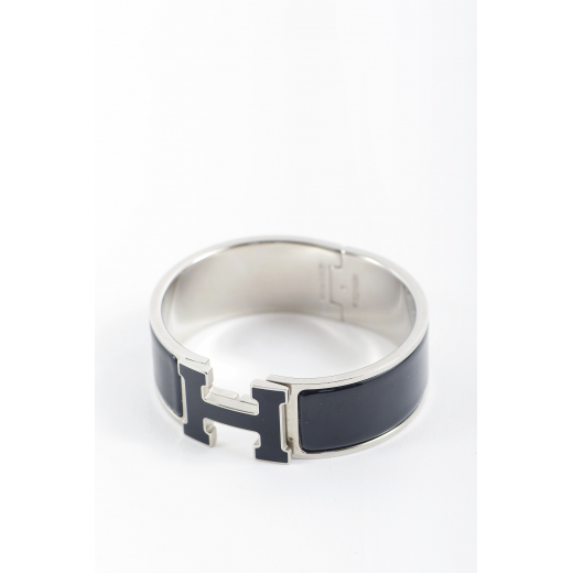Hermes bransoletka czarna