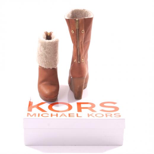 Michael Kors koturny brązowe