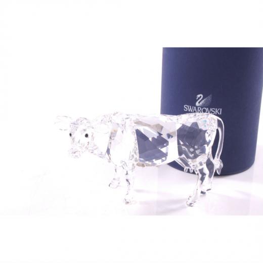 Figurka krowy Swarovski