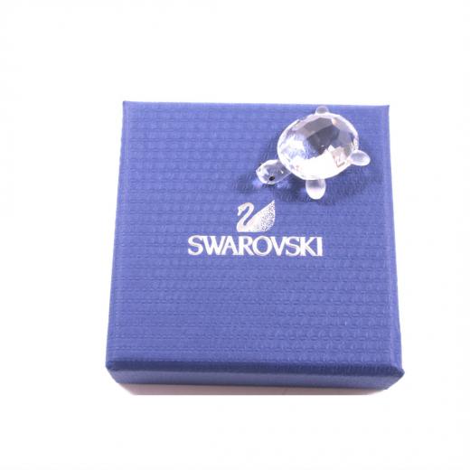 Figurka żółwia Swarovski
