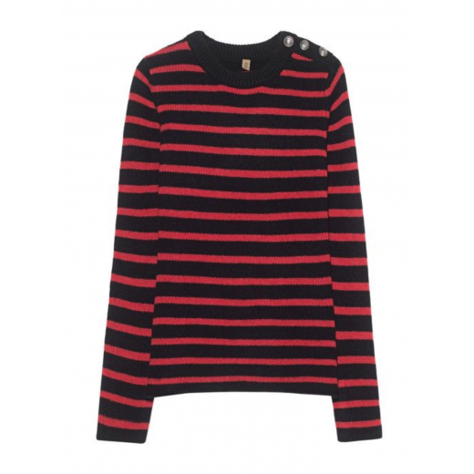 True Religion sweter w paski 34-36