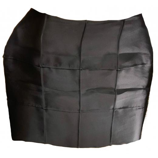 Czarna spódnica Fendi