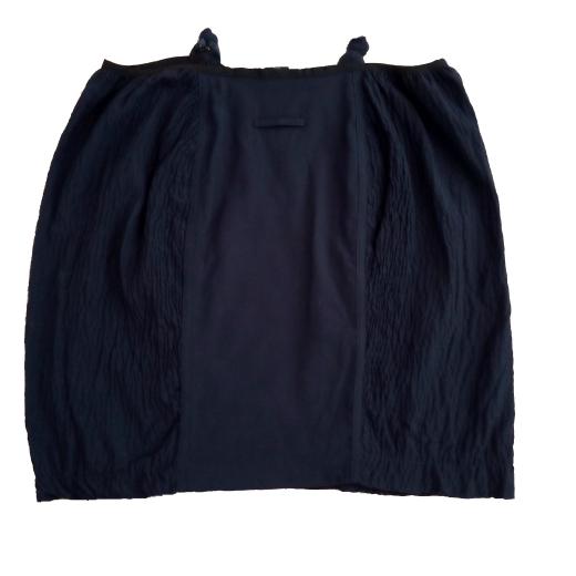 spódnica z zamkami typu bandage