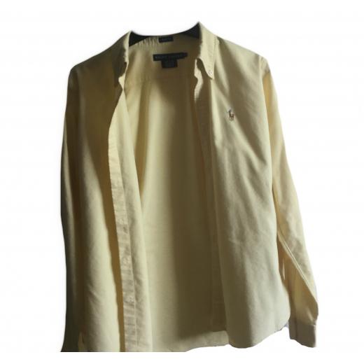 Bluzka koszulowa Ralph Lauren
