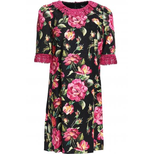Dolce & Gabbana sukienka velvet nowa