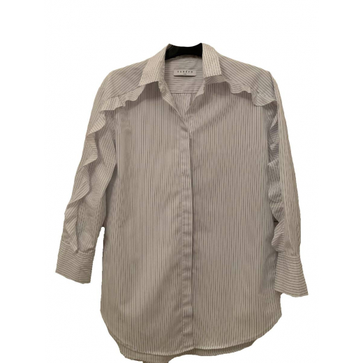 SANDRO piękna oversize koszula 2 / 36