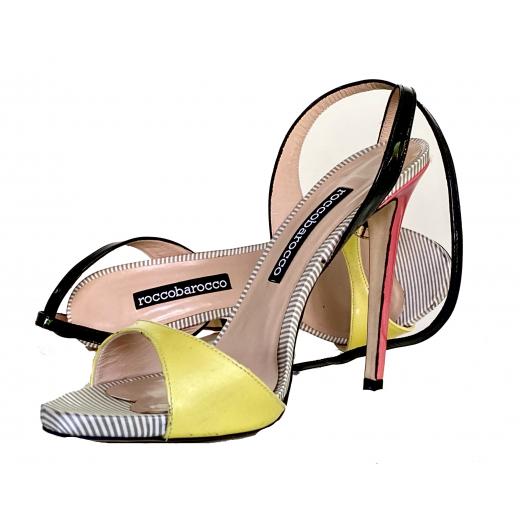 Buty szpilki sandałki