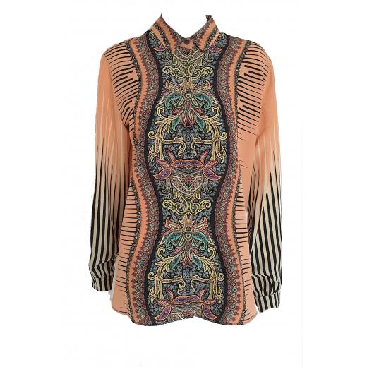 Etro jedwabna koszula, nowa 38-40