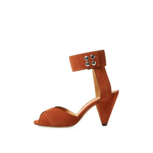 Isabel Marant Etoile sandałki rude