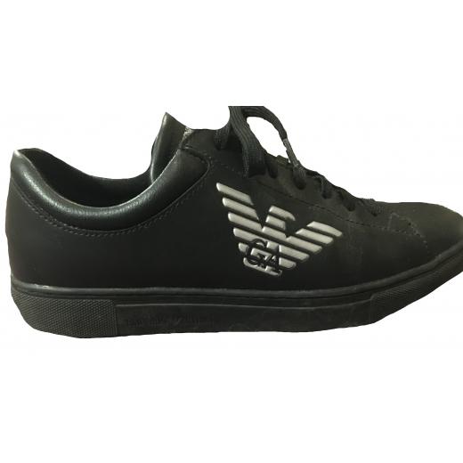 Buty sneakersy Emporio Armani