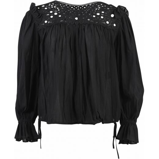ISABEL MARANT ETOILE Rock cotton blouse