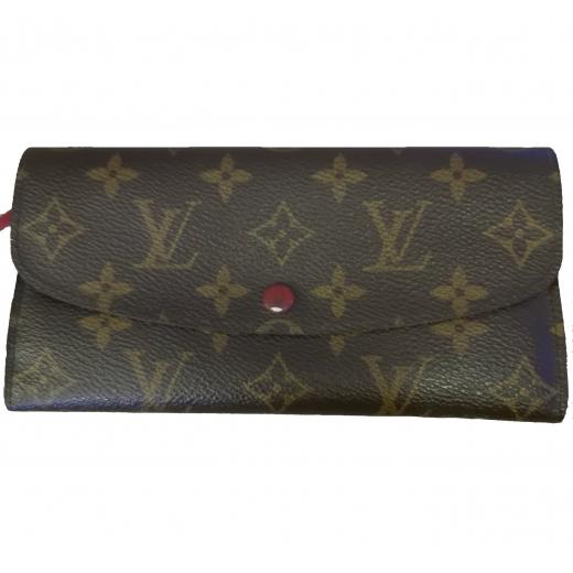 Elegancki portfel Louis Vuitton