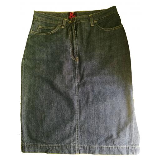 Spódnica jeansowa Dolce&Gabbana rozmiar 42