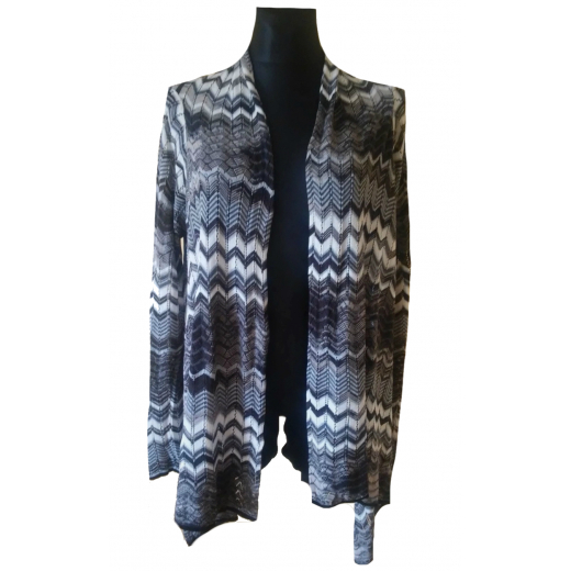BCBGMaxazria narzutka, lekki sweter
