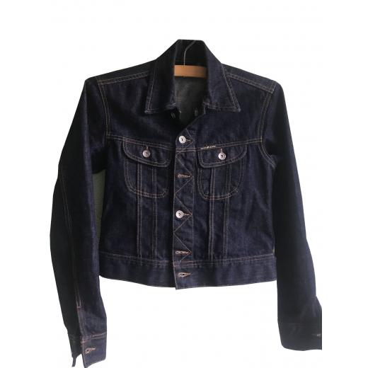 Kurtka jeansowa DKNY