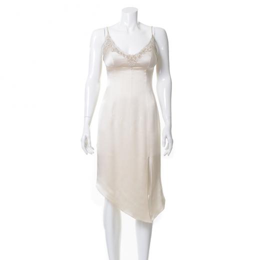 Bieliźniana sukienka