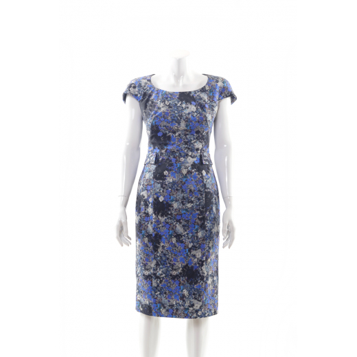 Kwiecista sukienka