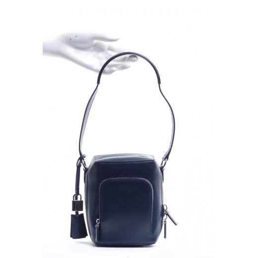 Mała granatowa torba