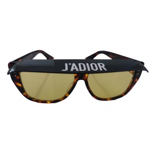 Okulary Diorclub 2 panterka nowe