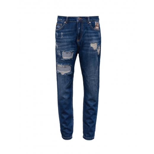 Zoe Karssen spodnie jeans, boyfriend, nowe