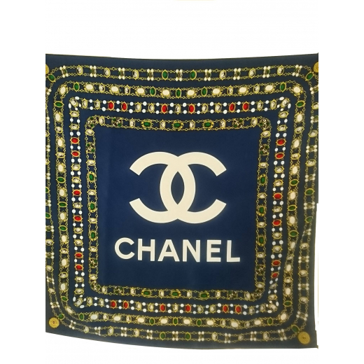 Apaszka Chanel jedwab