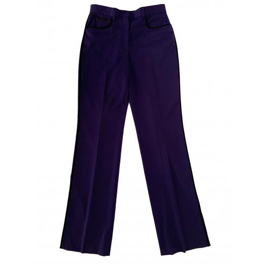 PRADA - wełniane spodnie