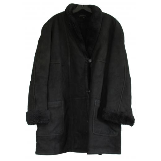 Oscar de la Renta Shearling Jacket