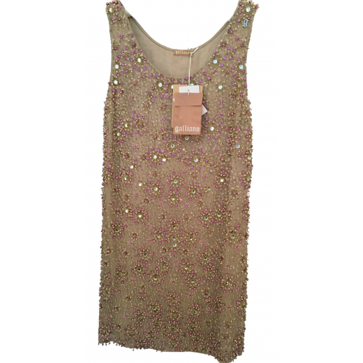 Sukienka Galliano
