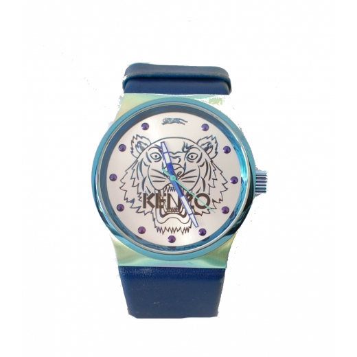 Kenzo Blue Tiger Watch - Steel
