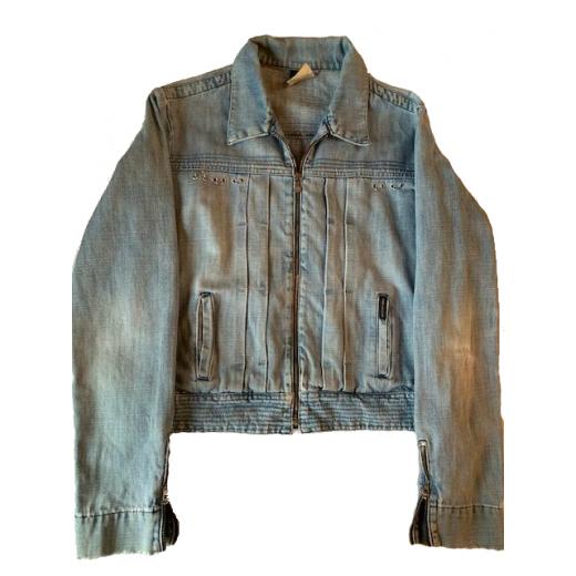 Versace kurtka jeansowa L