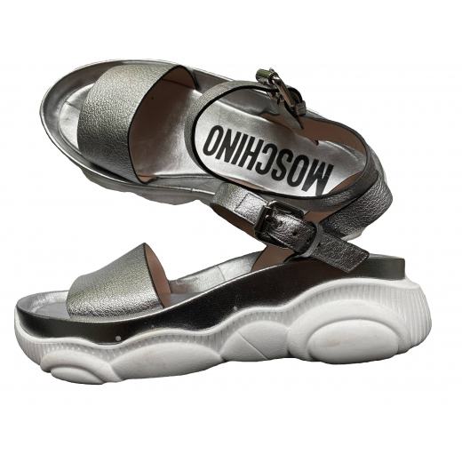 Sandałki MOSCHINO