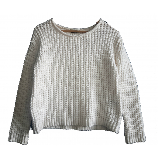 ACNE acne sapata solid oversize sweter