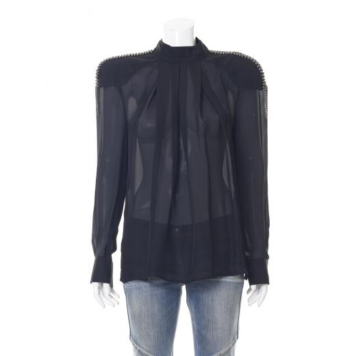 Transparentna koszula