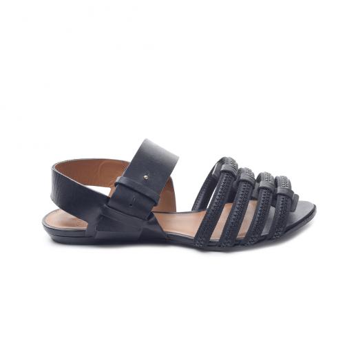 Sandałki z suwaczkami
