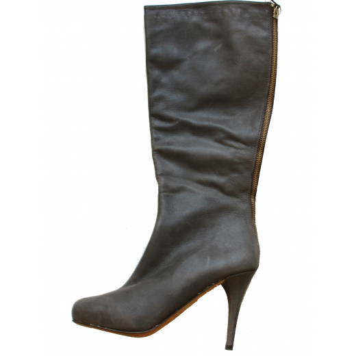 Furla Leather Boots