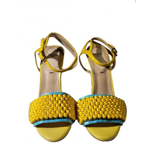 Sandałki FENDI