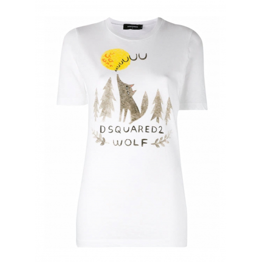 Dsquared2 T-shirt, nowy S