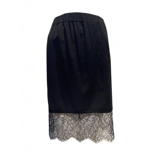 spodnica z koronka