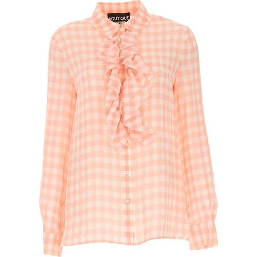Boutique Moschino różowa bluzka nowa