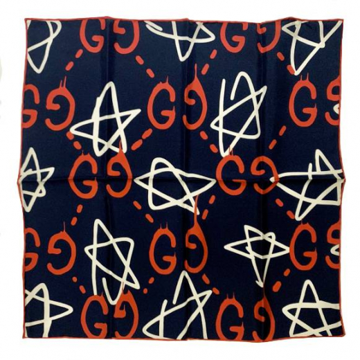 Gucci Graffiti Ghost Stars