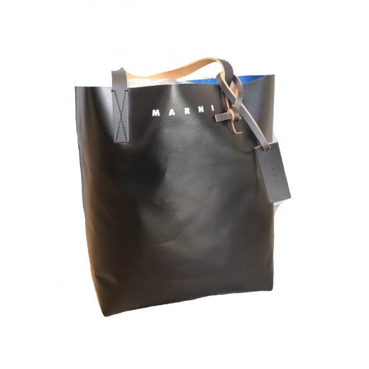 Nowa torba torebka shopper Marni skóra XXL